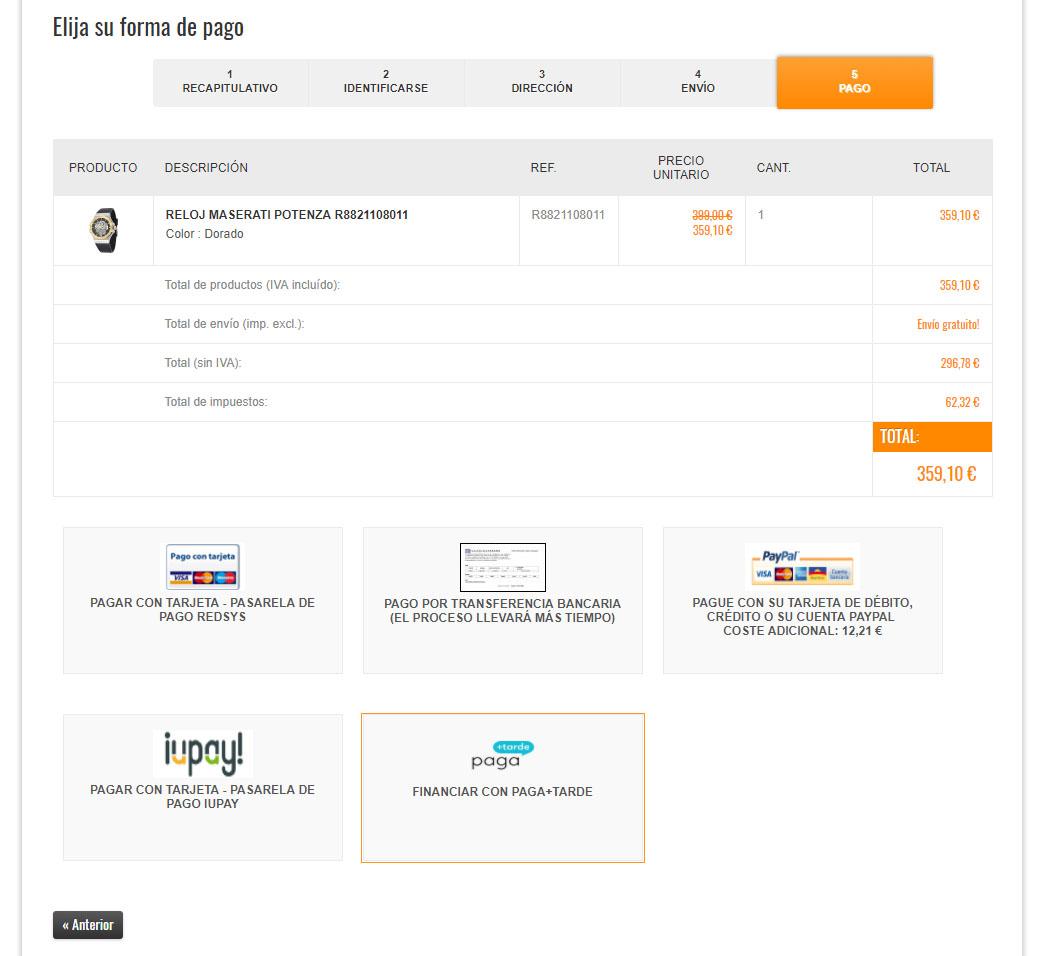 7a2ff7424693 Realizar compras con este metodo de pago es muy sencillo.