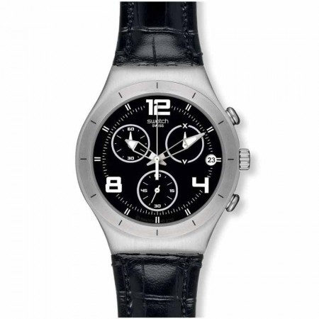 RELOJ SWATCH BLACK CASUAL...