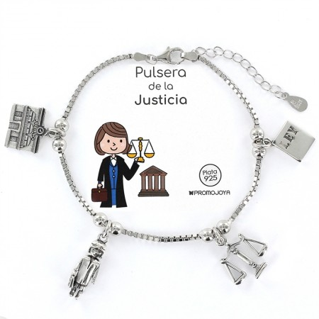 PULSERA OS DE LA JUSTICIA