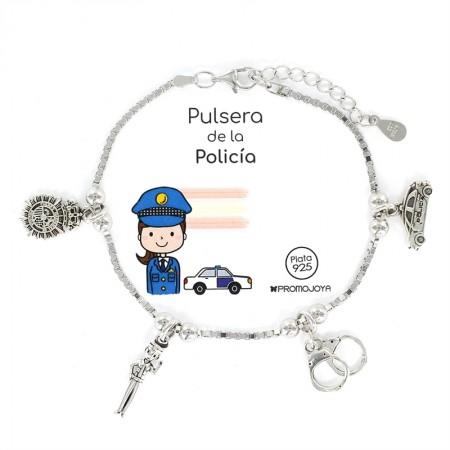 PULSERA OS DE LA POLICIA